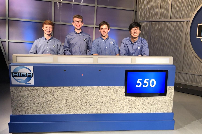 Prince Academic Team Advances In High Q Tournament pertaining to Killian Hill Christian School Calendar