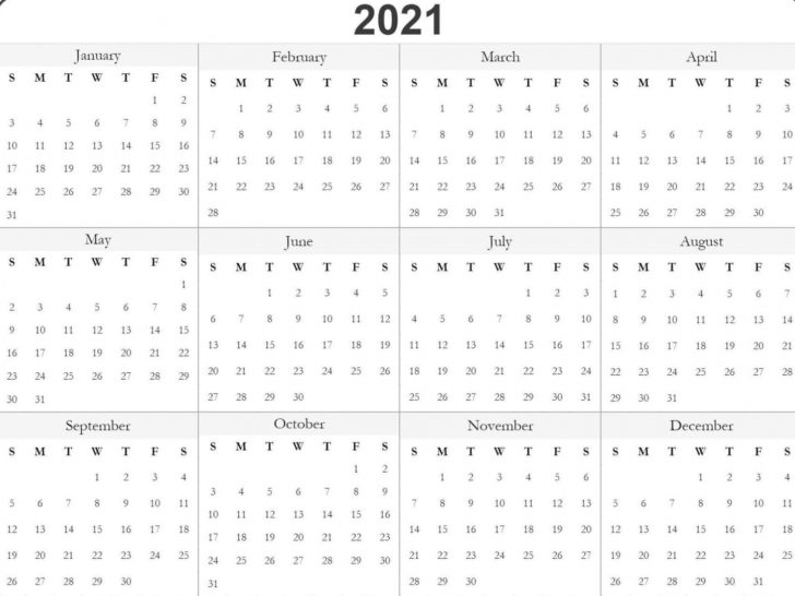 Printable 2021 Julian Date Calendar | Free Letter Templates intended for 2021 Yearly Julian Calendar