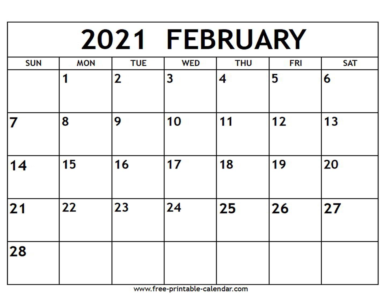 Printable Calendar 2021 with Printable 3 Months At A Time Calendar 2021