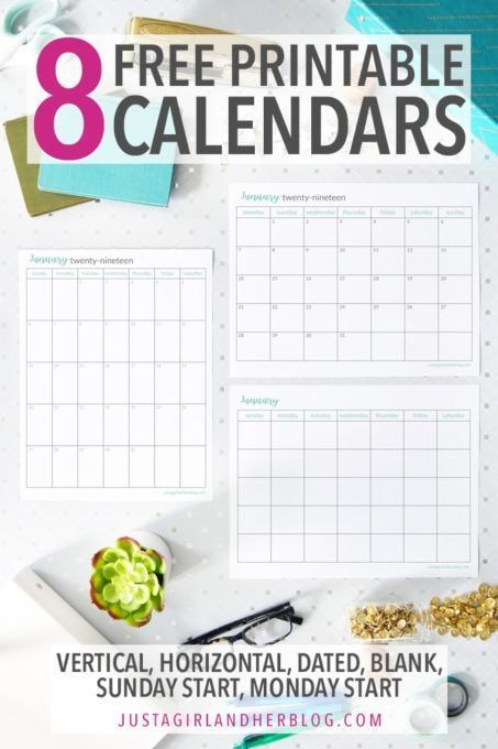 Printable Calendar Pages Are One Of The Organizing Tools I with regard to Most Goals In A Calendar Year