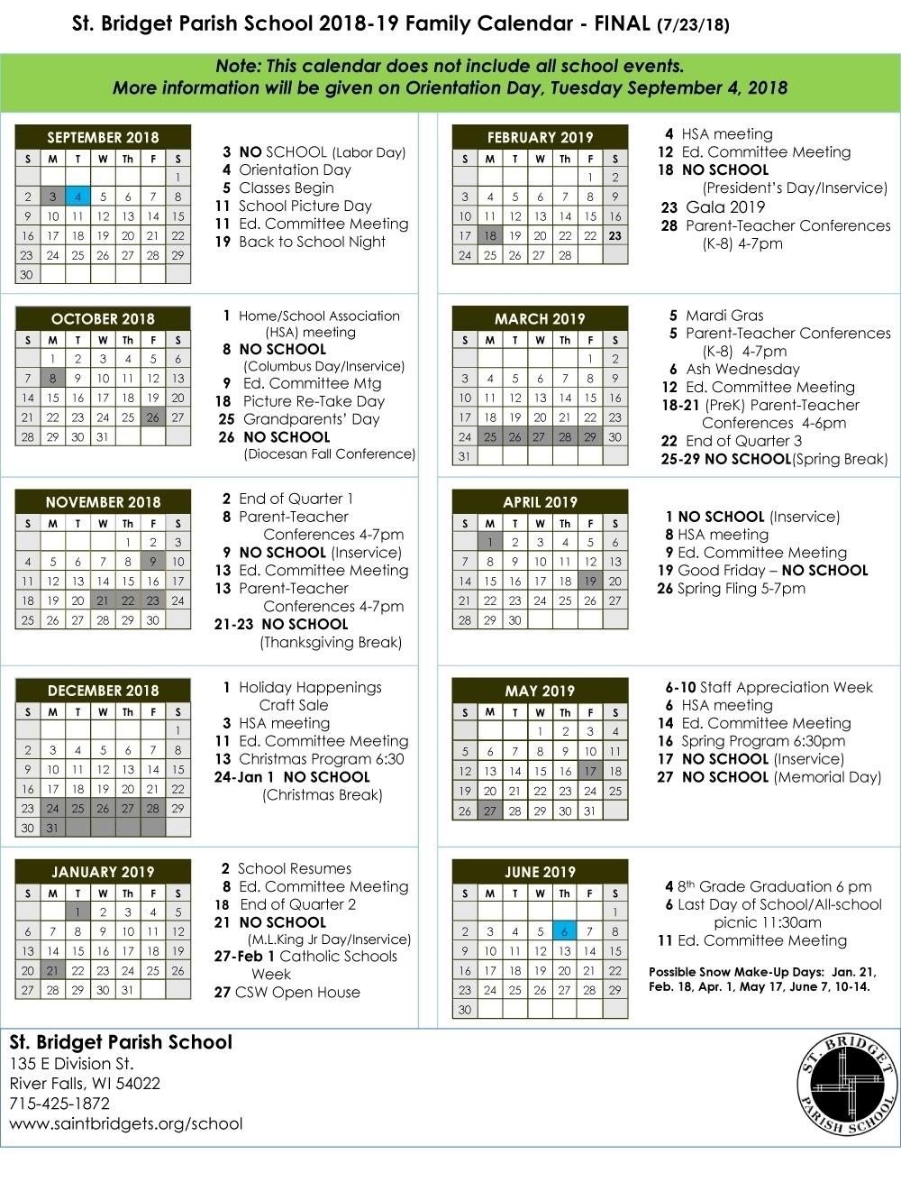 Printable Liturgical Calendar For 2020  Calendar for Printable Catholic Liturgical Calendar