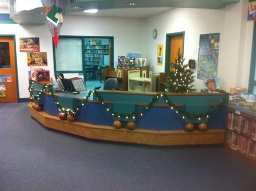 Richland Elementary Library  Overview intended for Richland 2 School Calendar
