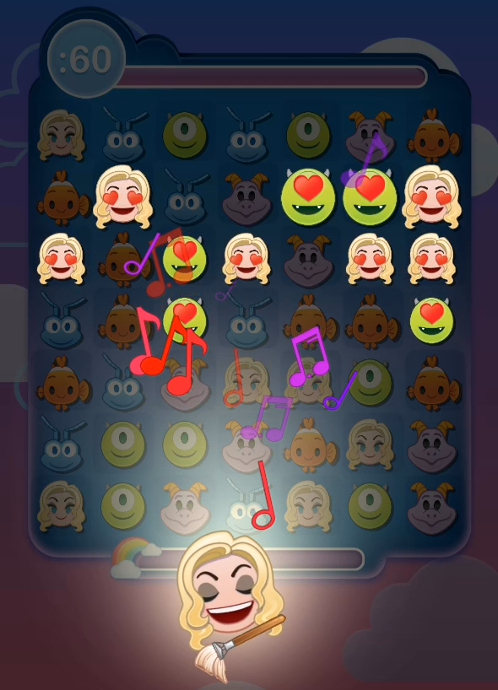 Sarah Sanderson  Disney Emoji Blitz Fan Site throughout Disney Emoji Blitz Calendar
