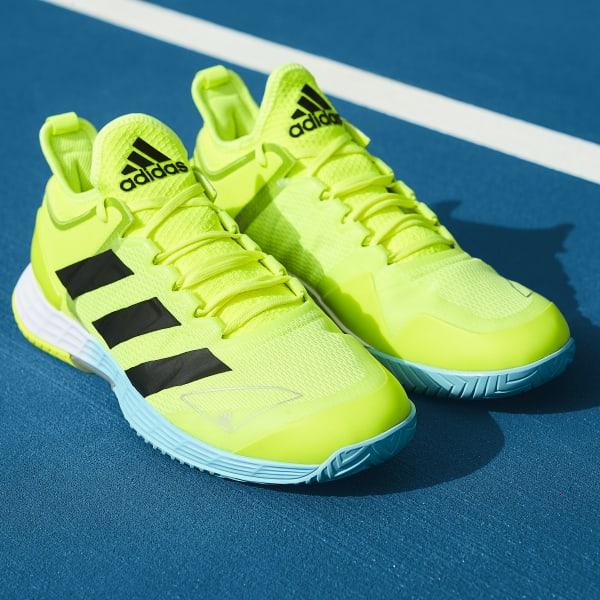 Scarpe Adizero Ubersonic 4 Tennis  Giallo Adidas | Adidas within Yahoo Calendar Icon