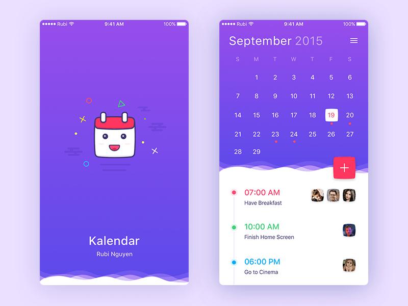 Simple Calendar App Sketch Freebie  Download Free inside Calendar Icon Material Ui