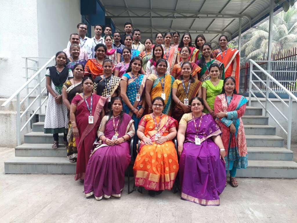 Staff in Vikram Sawant Calendar