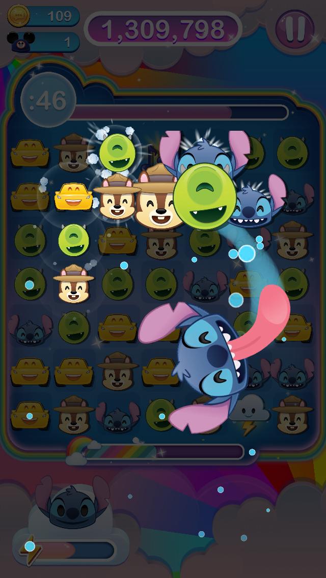 Stitch  Disney Emoji Blitz Fan Site inside Disney Emoji Blitz Calender