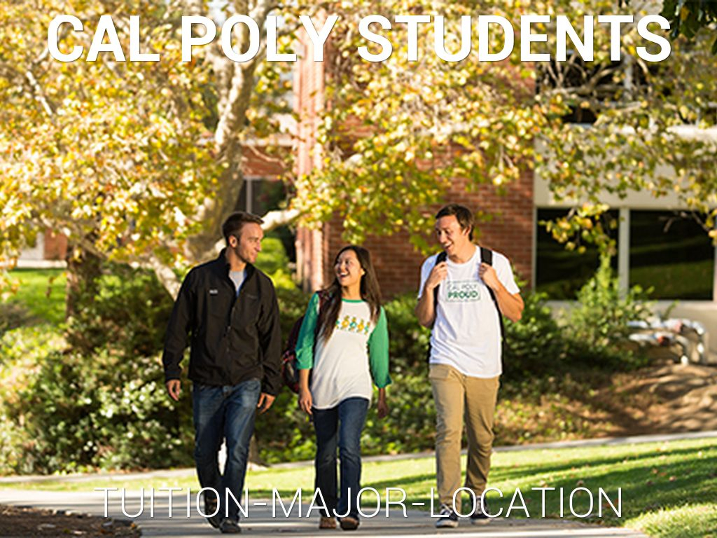 Students' Realities By Estaffer within Cal Poly Yearly Tuition