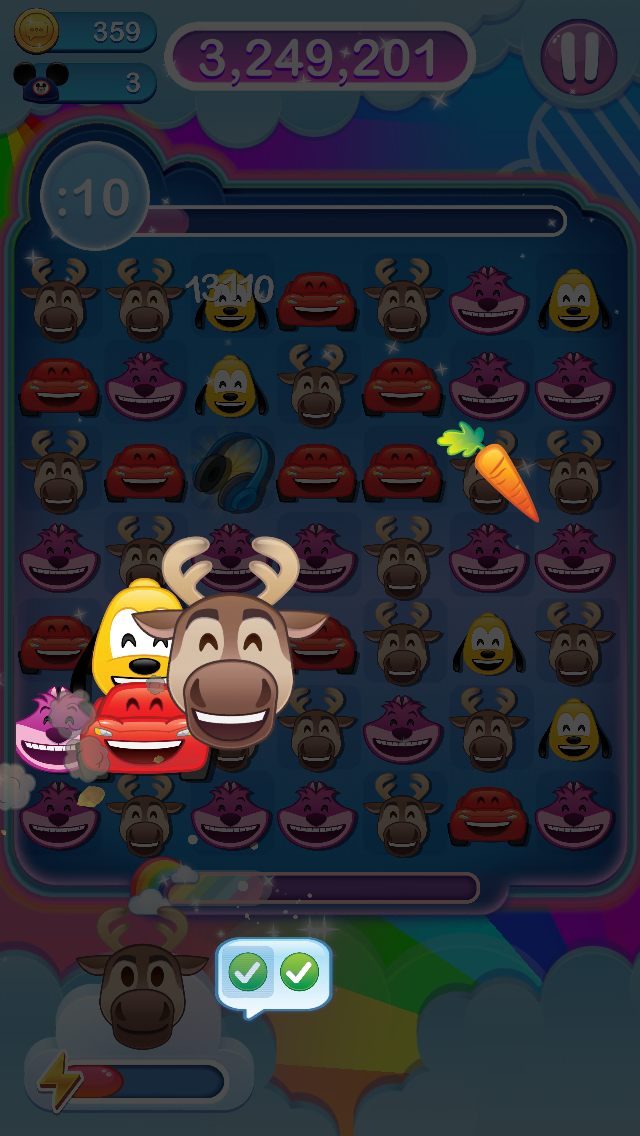 Sven  Disney Emoji Blitz Fan Site for Disney Emoji Blitz Calendar