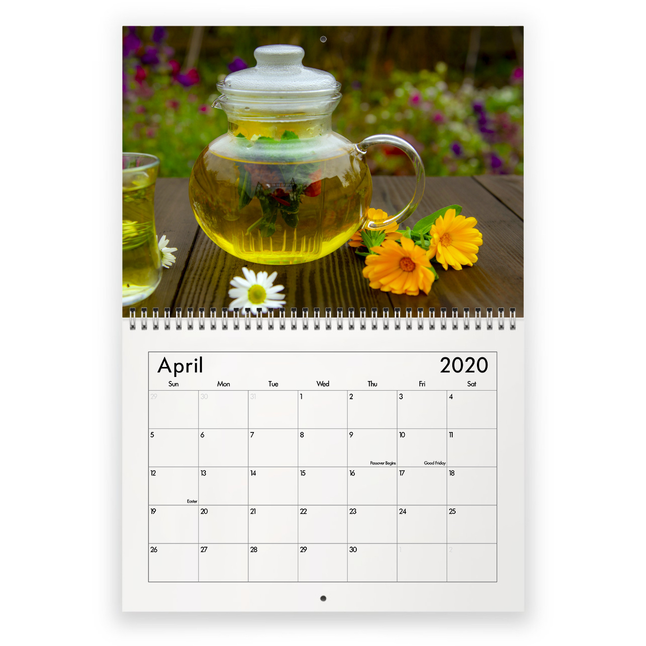 Tea 2021 Calendar throughout National Food Calendar 2021