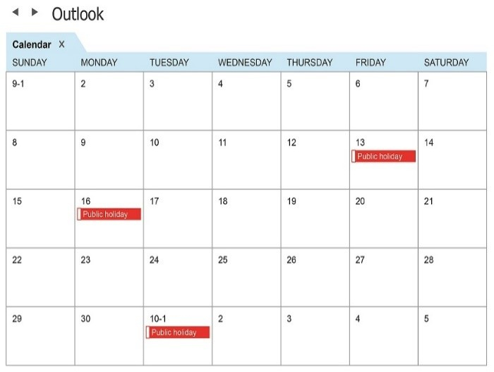 Tips Sharing: Hk General Holidays 2021 For Outlook in 2021 Calendar Hong Kong
