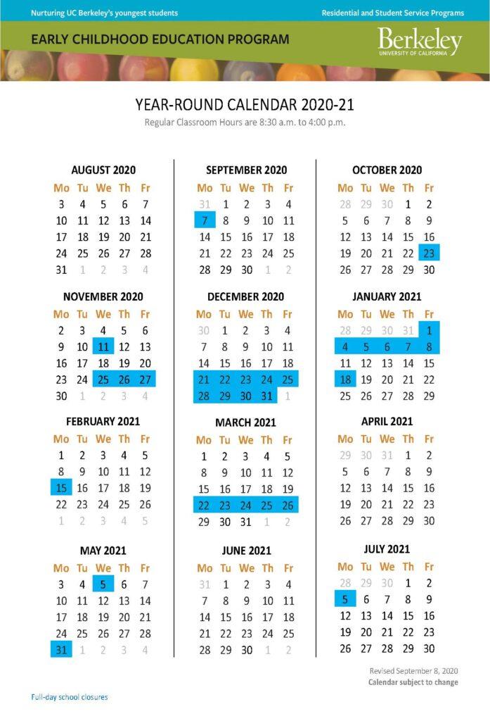 Berkeley 2022 Academic Calendar.Berkeley Academic Calendar 2021 Spring
