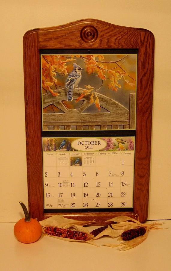 Unavailable Listing On Etsy regarding Calendar Frames And Holders