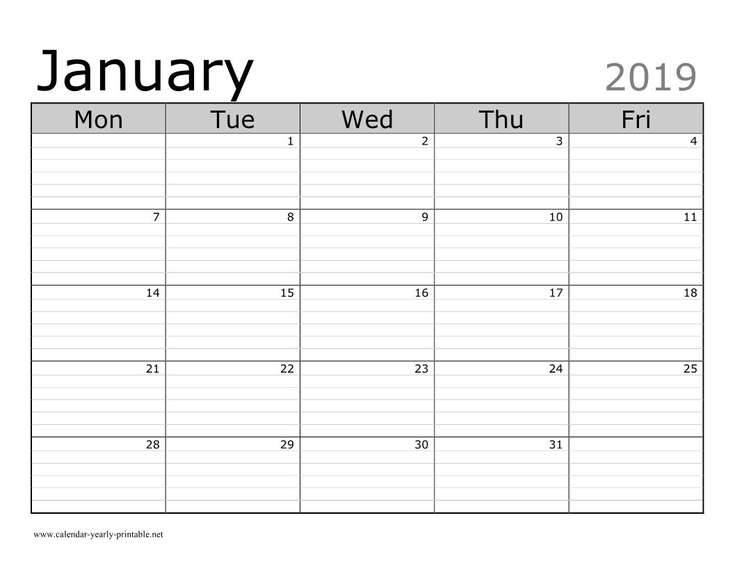 Universal Free Lined Calendar Templates Printable In 2020 with regard to Blank Monthly Calendar With Lines