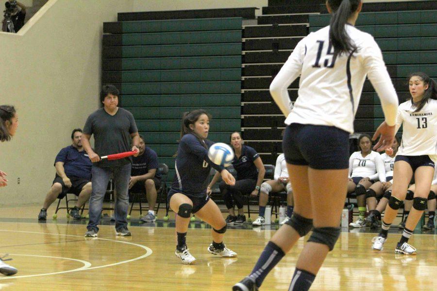 Warriors Fall To Na Aliʻi In Girls Volleyball  Ka Leo O pertaining to King Kekaulike School Calendar
