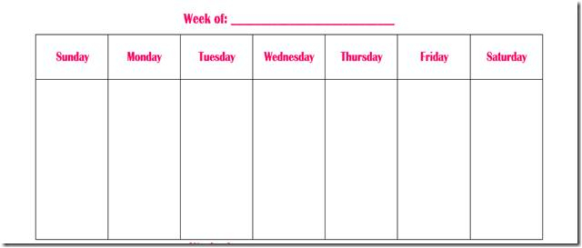 Weekly Calendar Fill In  Printable Year Calendar inside Calendar To Fill In