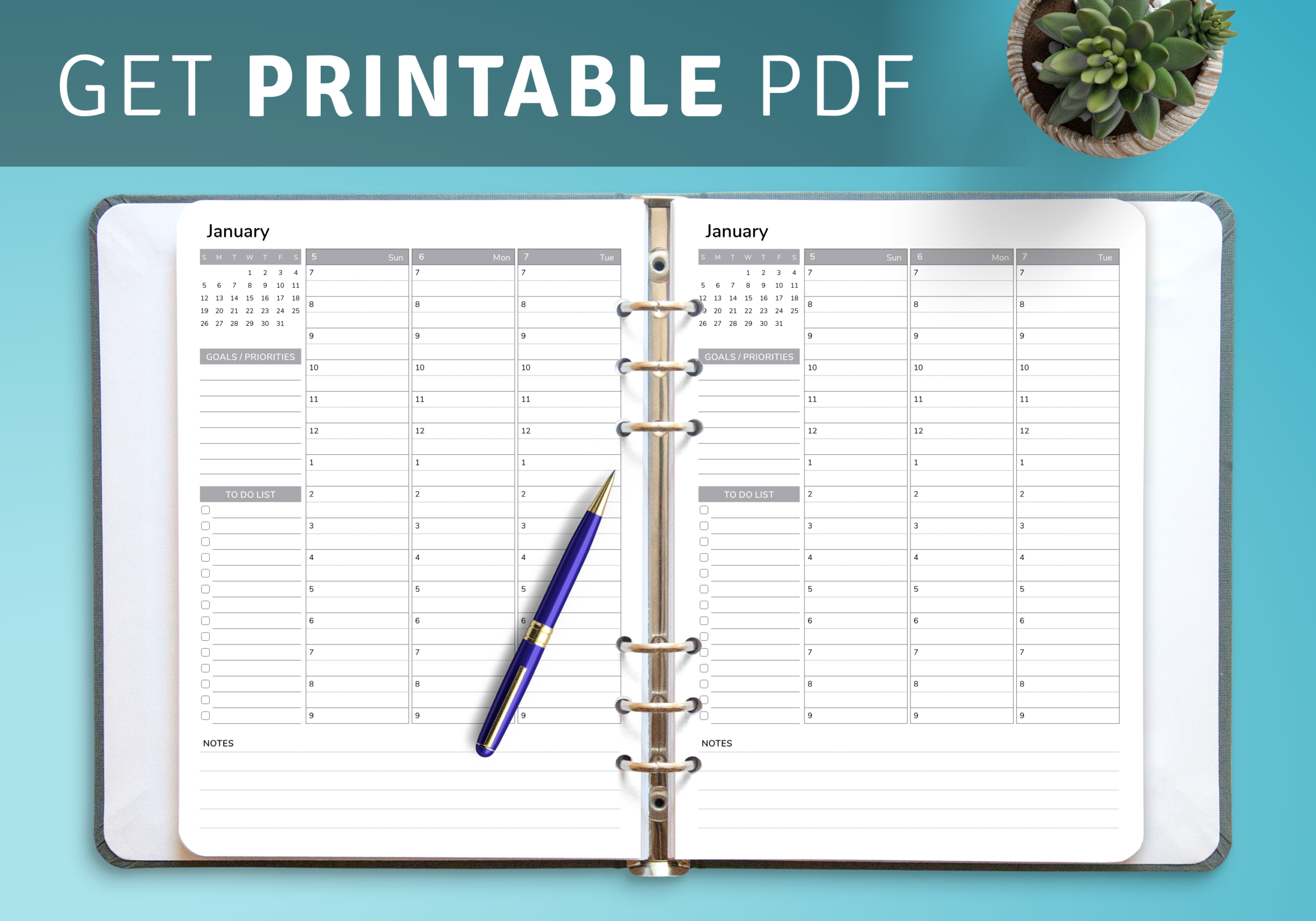 Weekly Hourly Planner Templates with regard to Hourly Planner Pdf