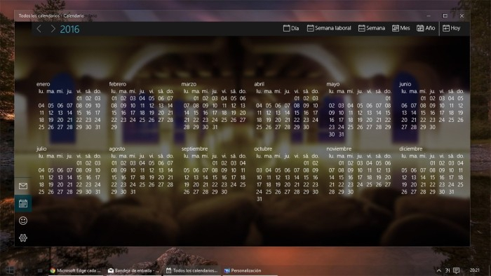 Windows 10 Calendar Download throughout How To Put Calendar On Desktop Windows 10