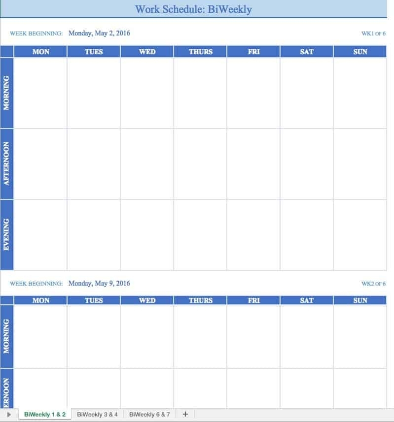 Writable Calendar Am And Pm | Printable Calendar Template 2020 intended for Am Pm Schedule Template