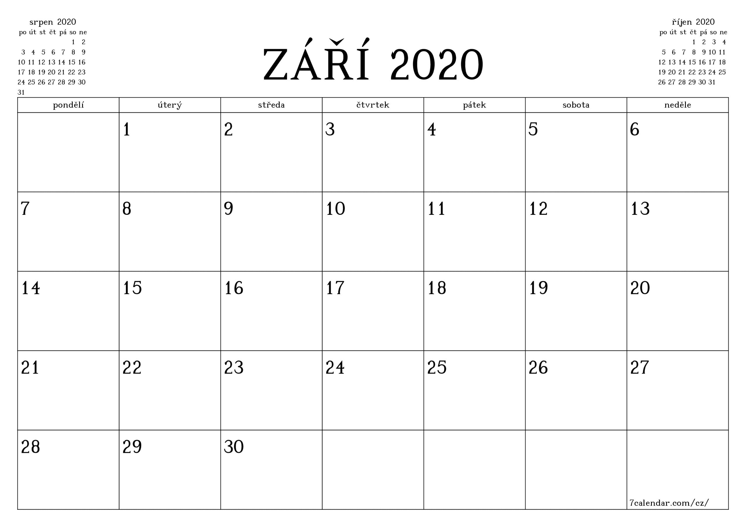 Zdarma Vytištěný Prázdný Měsíční Kalendář A Plánovač Na with 3 Month Printed A3 Calendar 2021