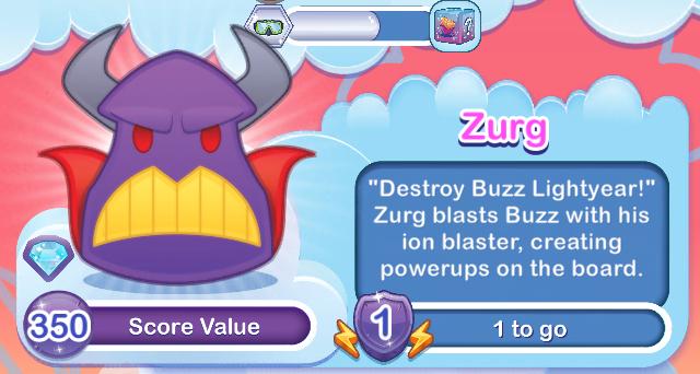 Zurg  Disney Emoji Blitz Fan Site in Disney Emoji Blitz Calender