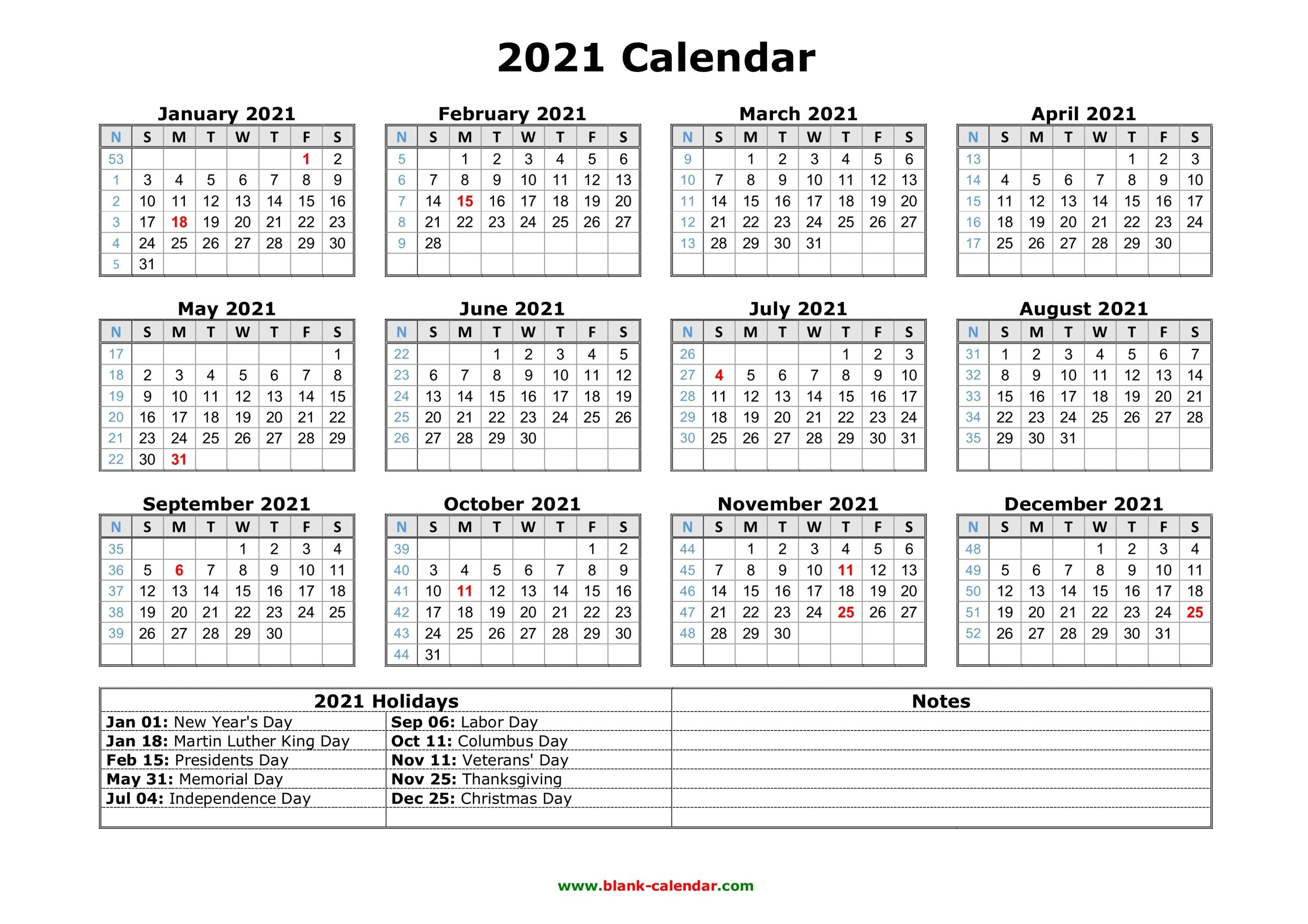Geico Excel Federal Leave Calendar For 2021 | Calendar with regard to 2021 Lined Calendar Printable Excel
