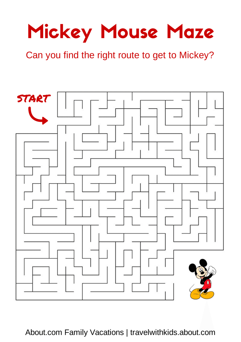 14 Free Printable Disney Word Searches, Mazes, And Games in Disney World Word Search