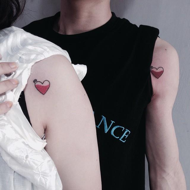 180 Small Tattoos  Nexttattoos for Moon Phase For Gamefowl