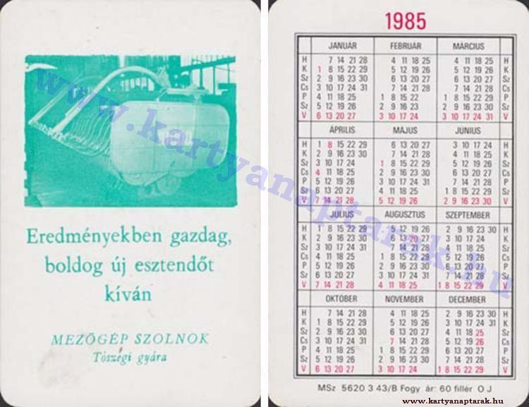 1985 Calendar  Free Download Printable Calendar Templates for Malayalam Calendar 2001 May