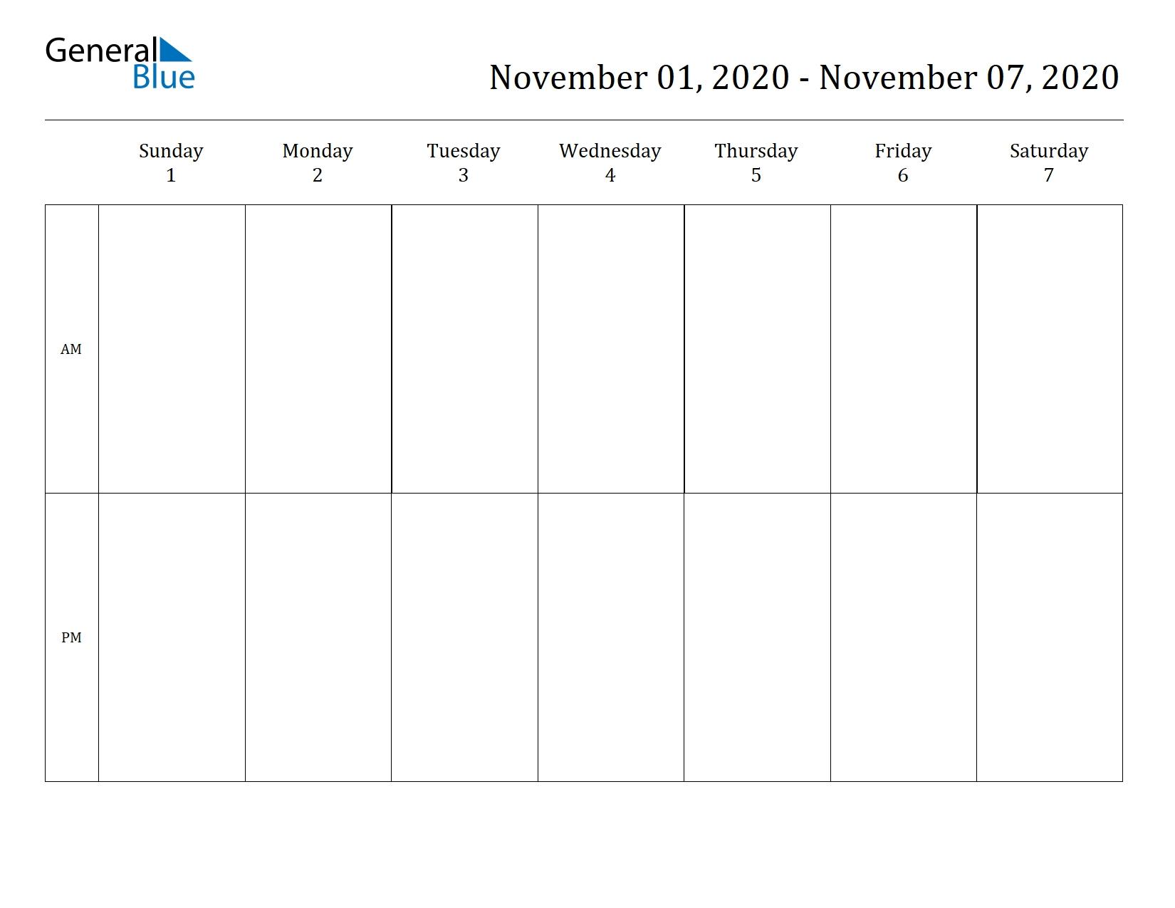 2 Week Blank Calendar Template Printable  Example within Blank 2 Week Calendar