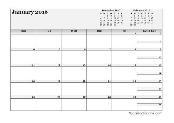 2016 Blank Three Month Calendar  Free Printable Templates within Printable Calendar With Three Months