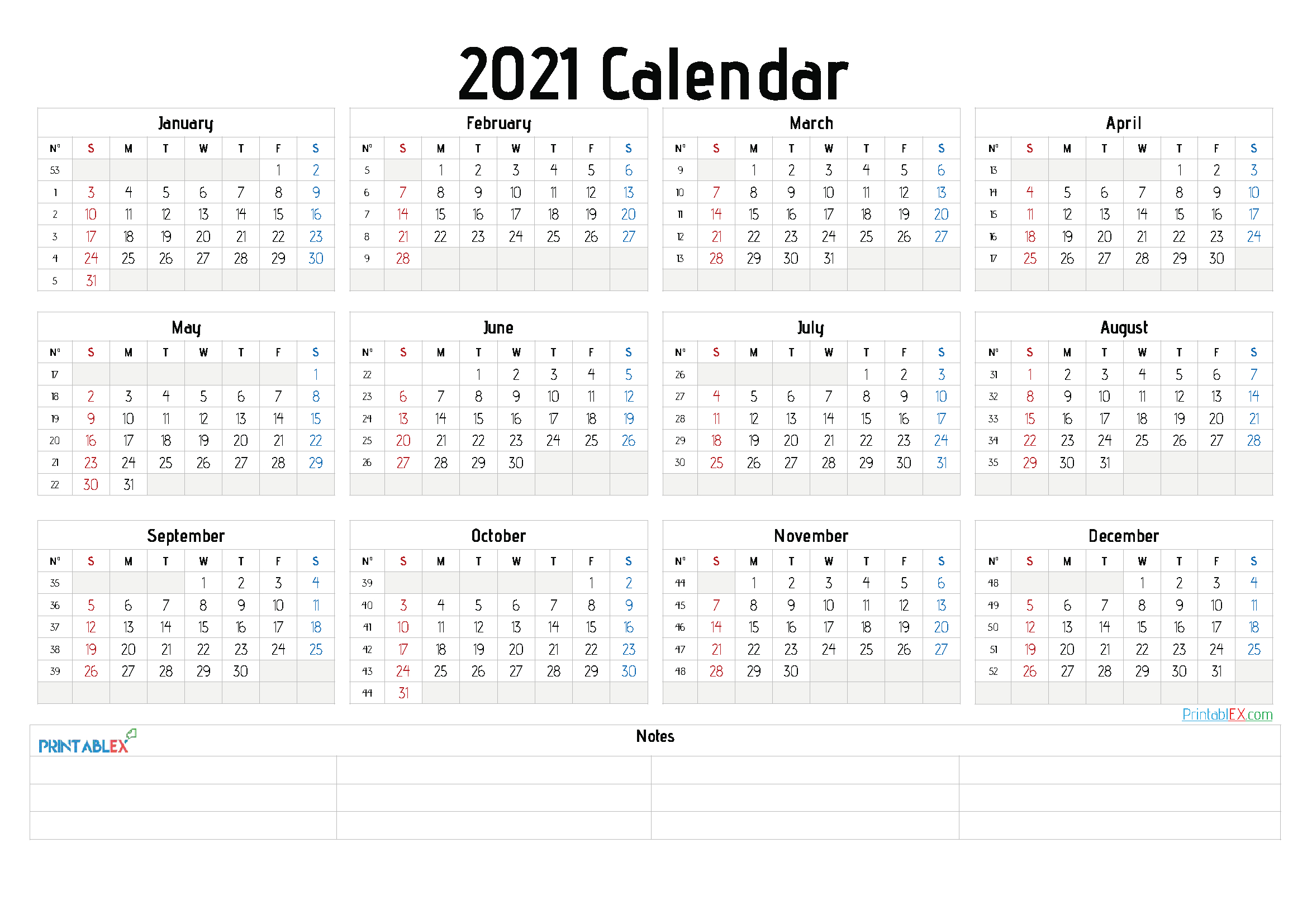 2021 Calendar Editable Free : Free 2021 Printable Calendar throughout 2021 Word Calendar Wincalendar