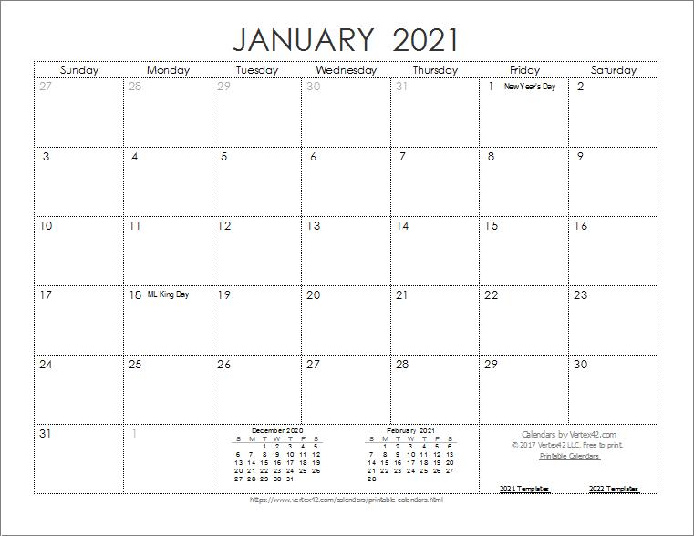 2021 Calendar Printable  Printable Week Calendar pertaining to Free Printable Calendars 2021 With Lines