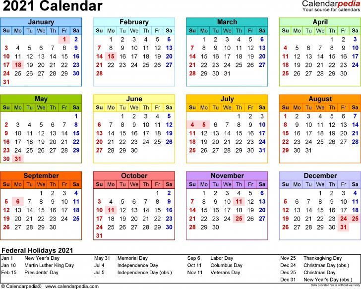 2021 Calendar Template 3 Year Calendar Full Page   Free regarding 3 Month Blank Printable Calendar 2021