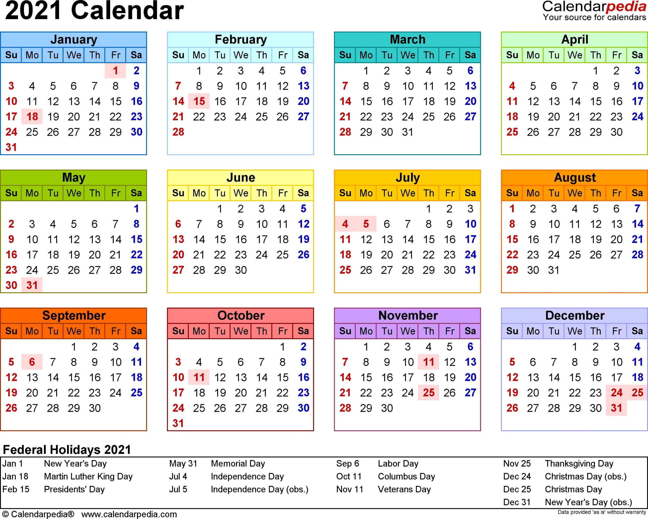 2021 Calendar Template 3 Year Calendar Full Page throughout Free 3 Month Calendar One Page 2021