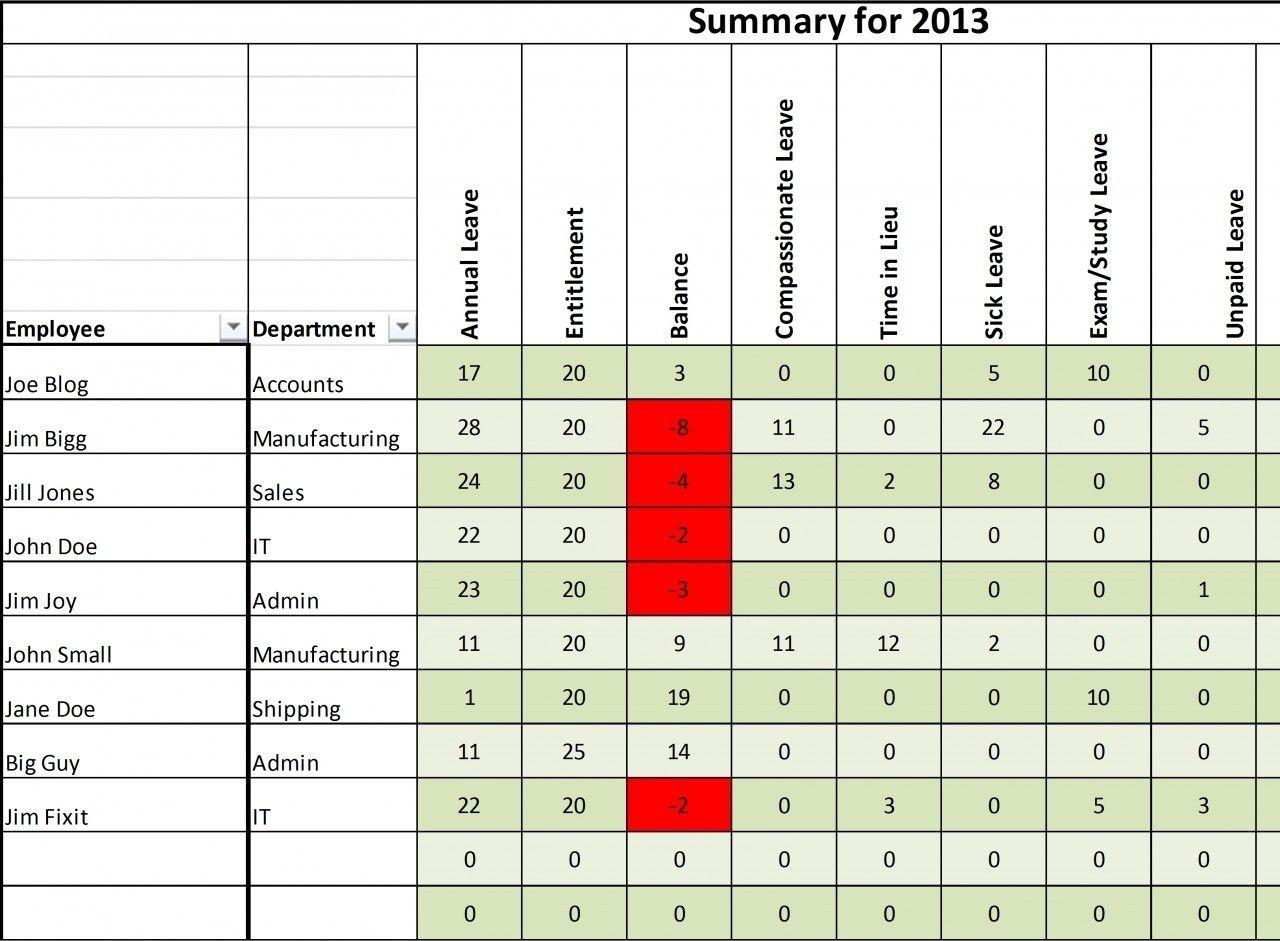 2021 Employee Vacation Planner   Calendar Template Printable for 2021 Pto Calendar Template Excel