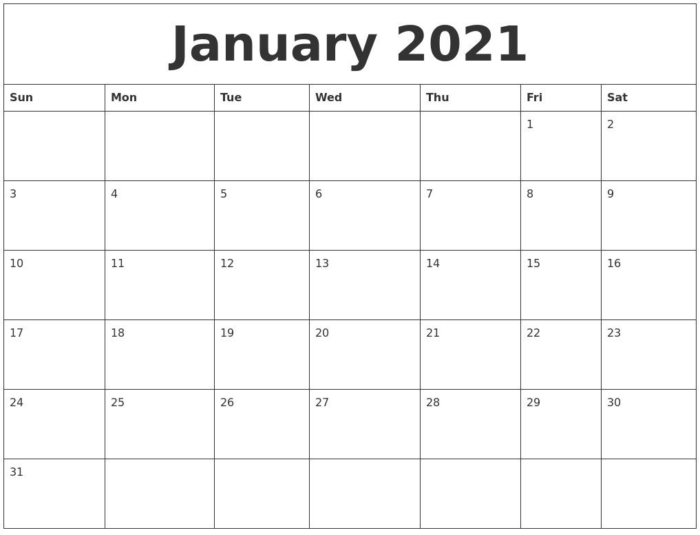 2021 Printable Monthly Calendar With Lines | Calendar regarding Monthly Calendars Free Ruled 2021
