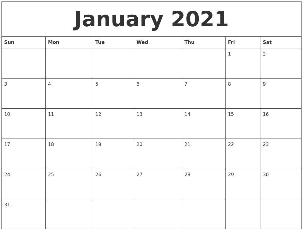 2021 Printable Monthly Calendar With Lines | Calendar with regard to Free Printable Calendar With Lines On Days 2021
