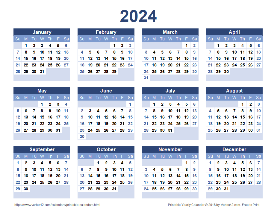 2024 Calendar Templates And Images intended for Federal Holidays 2025