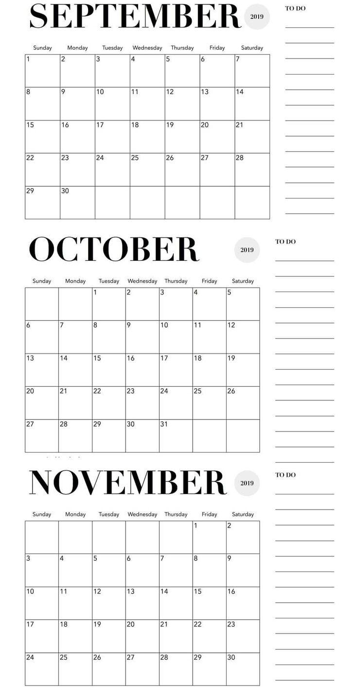 3 Month Blank Calendars throughout Blank 3 Month Calendar