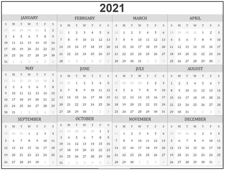 3 Month Calendar 2021 Printable Free To Take Di 2020 pertaining to 3 Month Blank Printable Calendar 2021