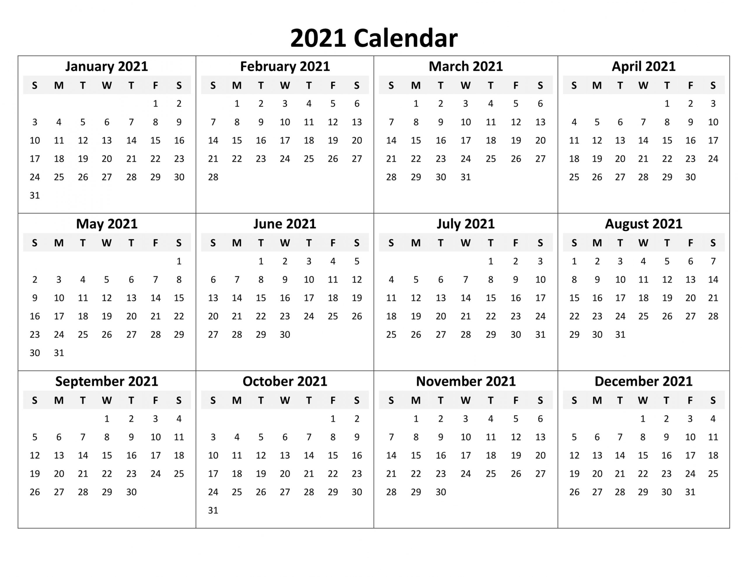 3 Month Calendar Printable 2021 | Free Letter Templates inside Free 3 Month Calendar One Page 2021