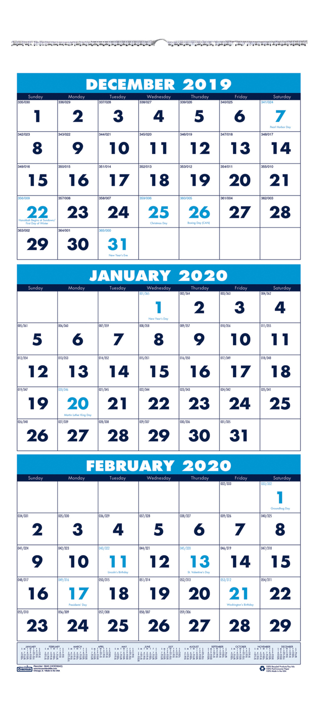 3 Month Wall Calendar 2020   Free Printable Calendar within 3 Month Calendar Printable