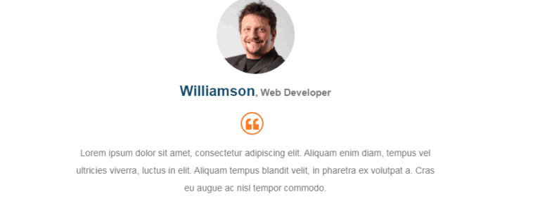 50+ Bootstrap Testimonial Slider Html Templates throughout Continuous Form Template Bootstrap W3Schools
