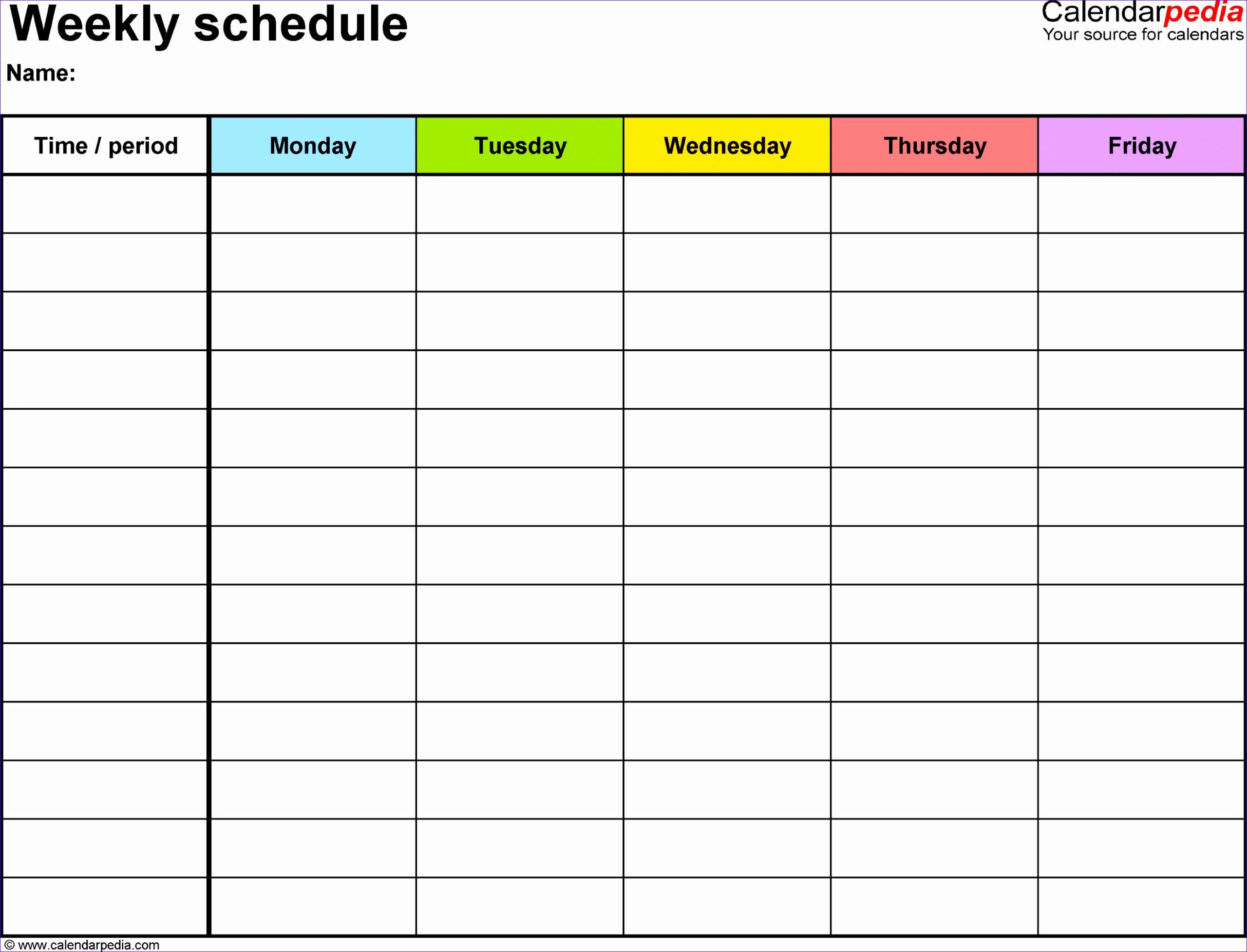 8 Hourly Gantt Chart Excel Template  Excel Templates  Excel Templates inside 5 Day Calendar Template