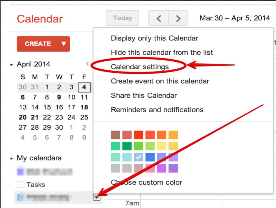 A Very Good Google Calendar Guide For Teachers intended for The Ultimate Google Calendar Guide