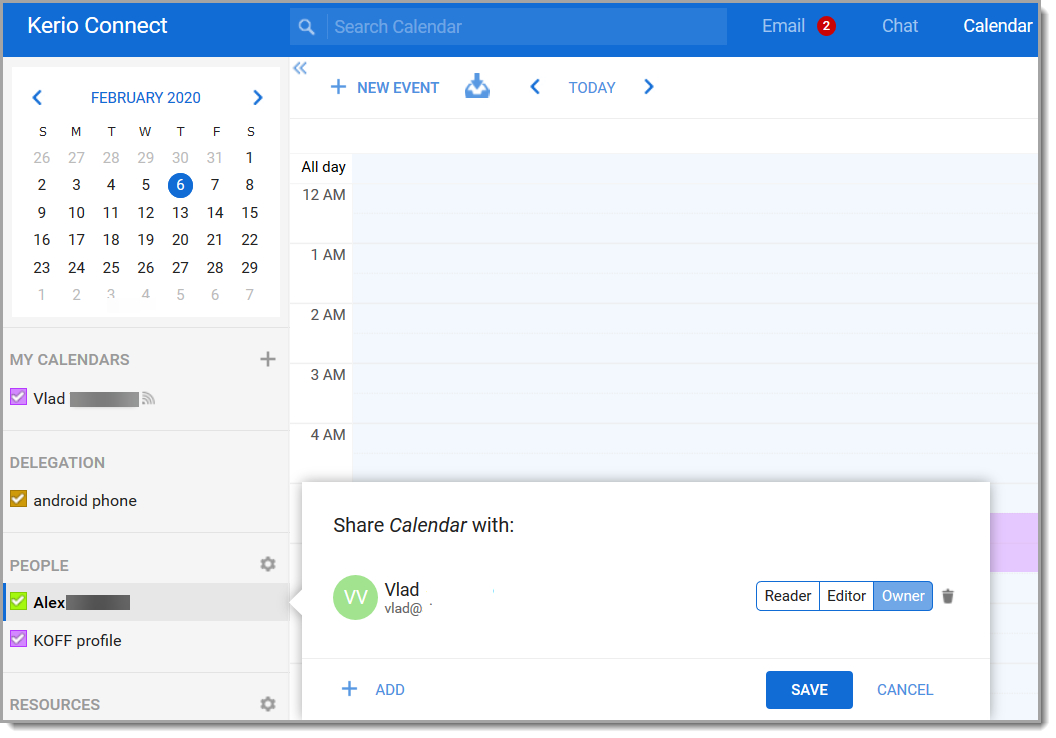 Adding Shared Calendars In Outlook For Mac  Kerioconnect in Outlook Calendar Not Showing Appointments