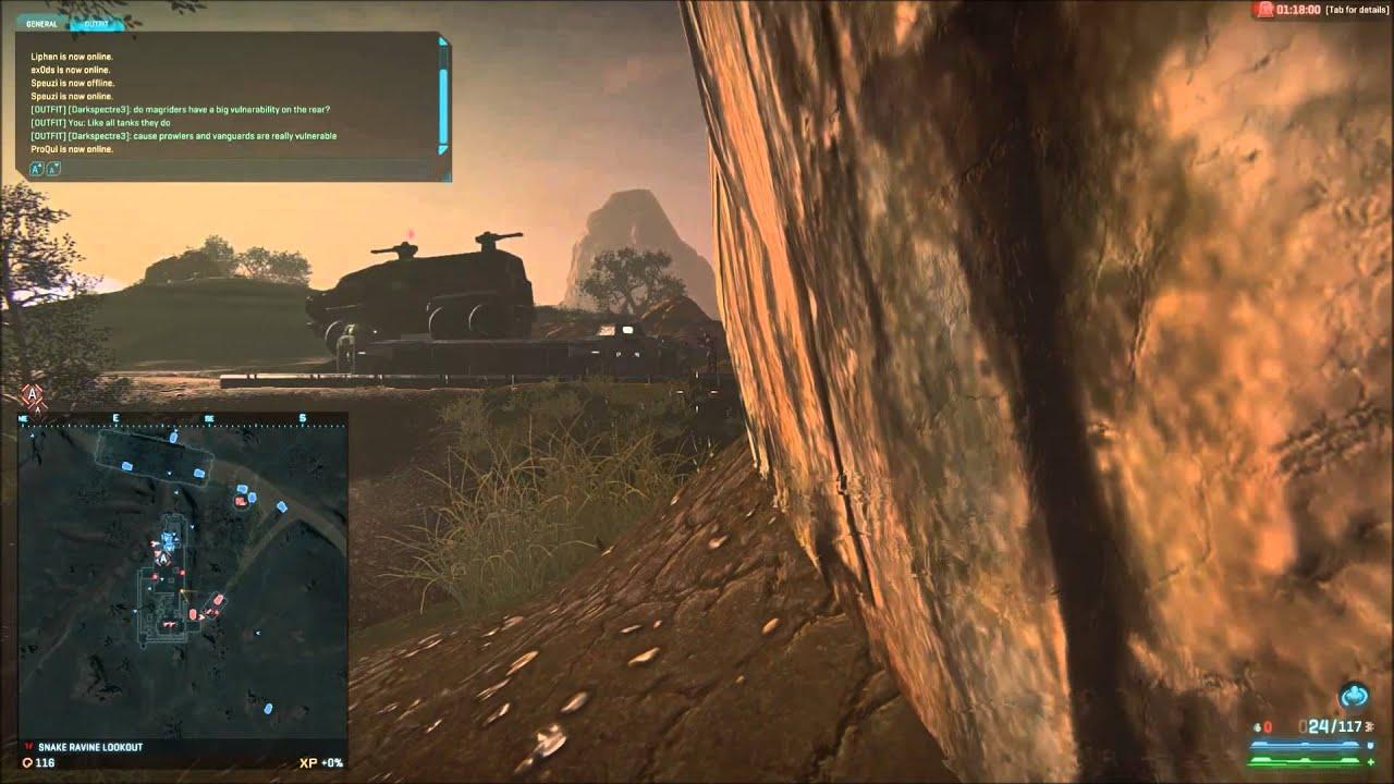Artemis Killstreak Planetside 2 Gameplay  Youtube in Moon Phase For Gamefowl