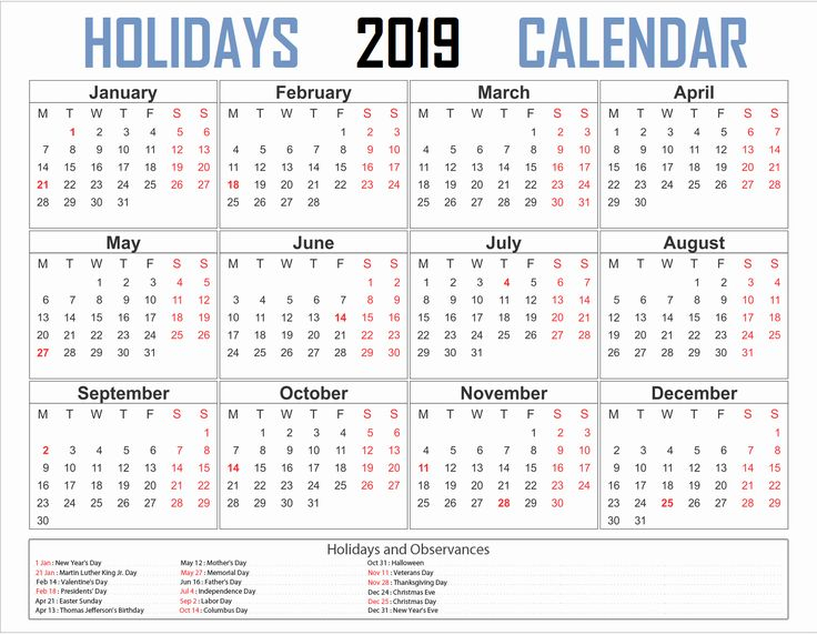 Awesome 56 Illustration Printable Year At A Glance regarding Year At A Glance Calendar Template