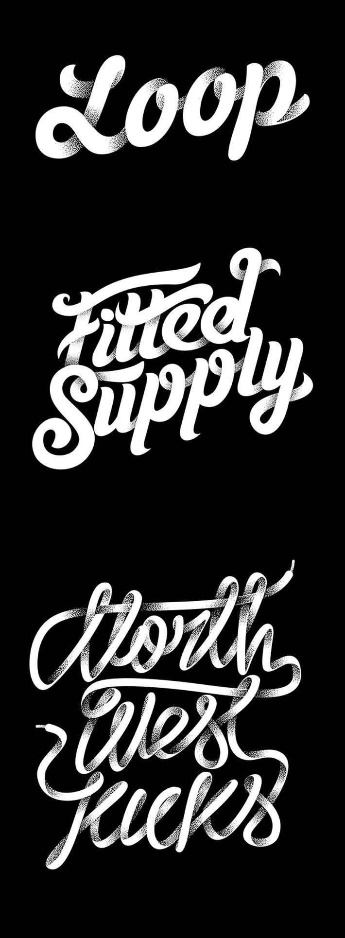 Awesome Typography Collection (Dengan Gambar) with regard to Agp Font Awesome Collection